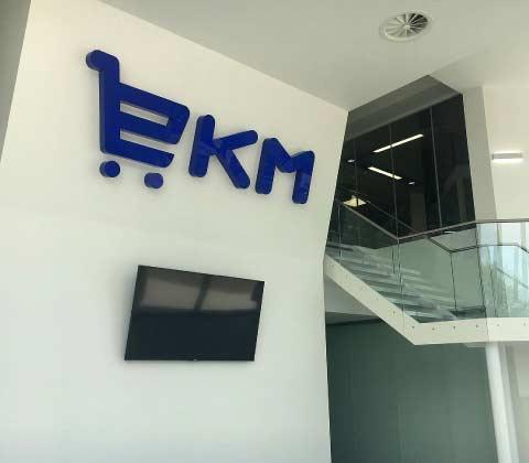 EKM Systems Ltd Case Study