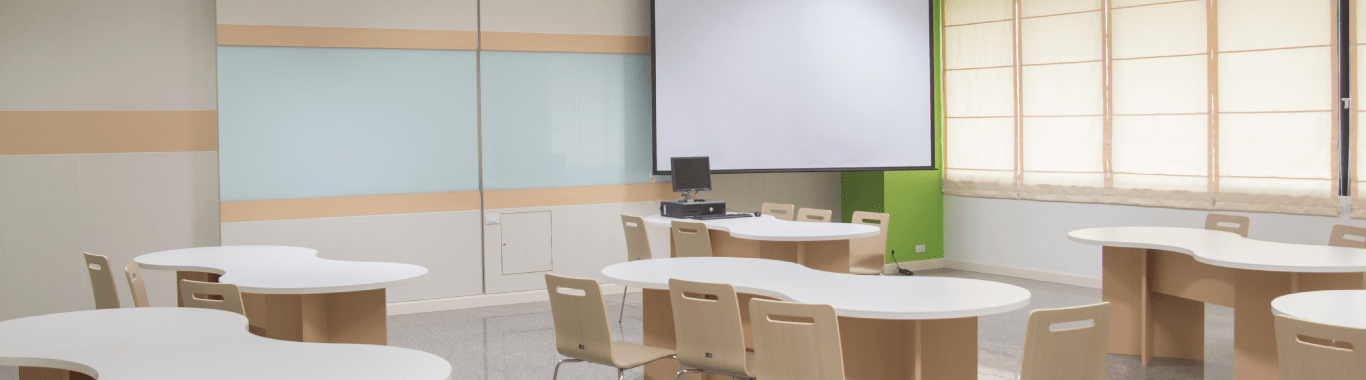 Glass Partitions for Colleges & Universities