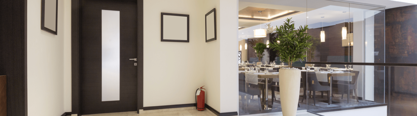 Glass Partition Systems For The Hospitality Sector