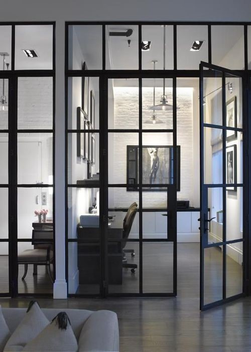 Crittal Glass Partitions