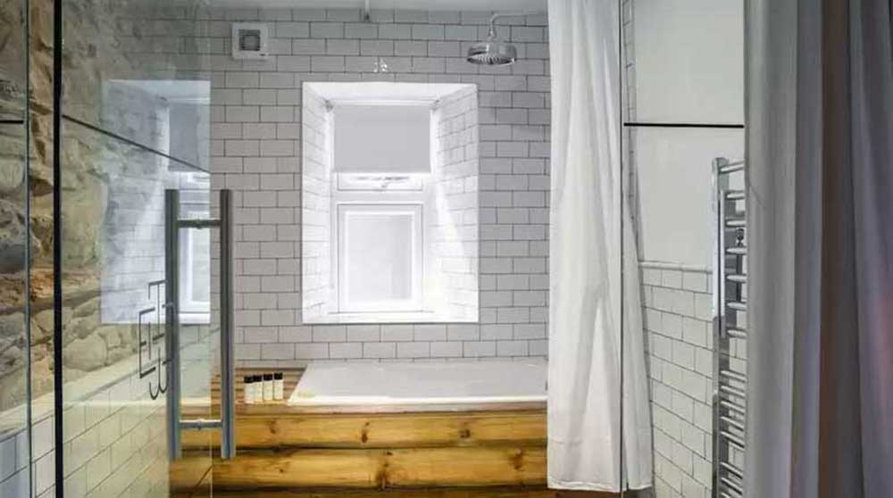 Glass Bathroom Walls Peculiar Or The Perfect Solution Altitude Glass