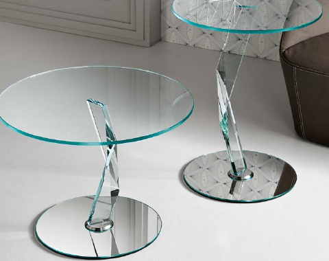 Tonelli Bakkarat Side Table